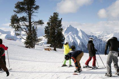 Permalink to: Idealer Ausgangspunkt für Skifahrer